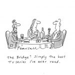 The Bridge cartoon